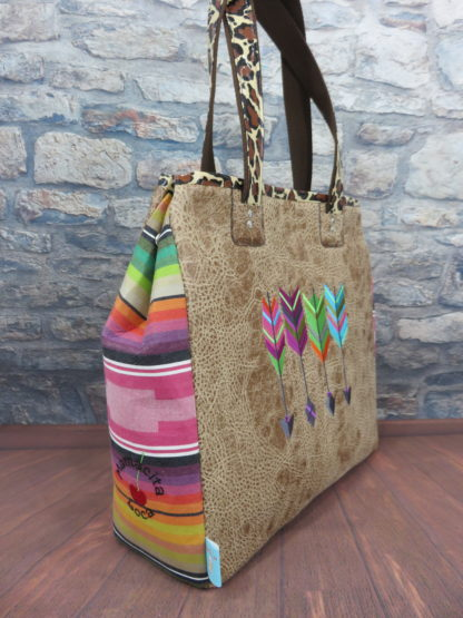 Mamacita Tote Side View