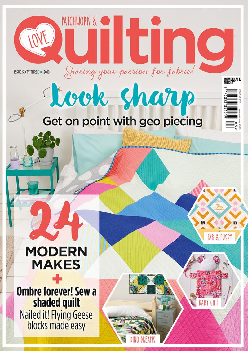 LPQ Issue 63 Cover
