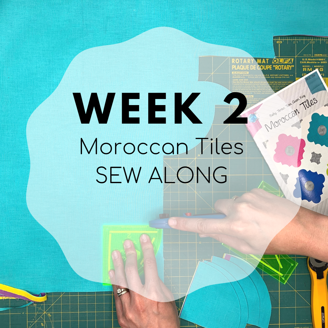 moroccan tiles week 2