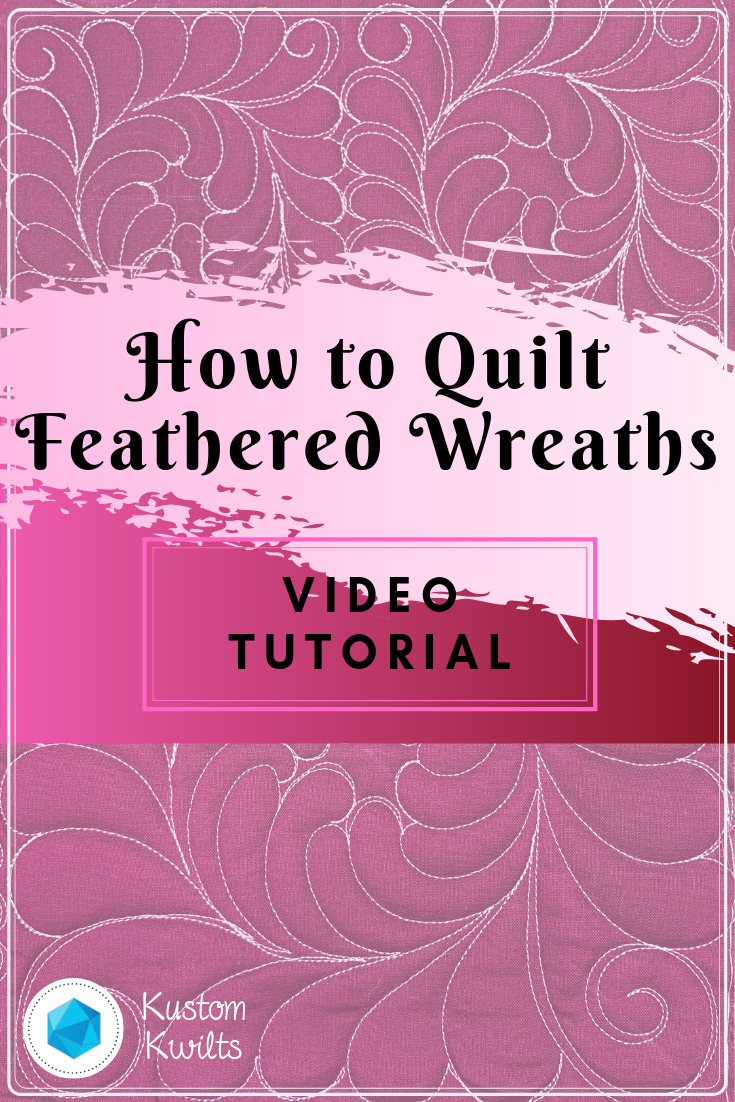feathered wreath tutorial