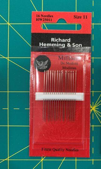 milliners needles