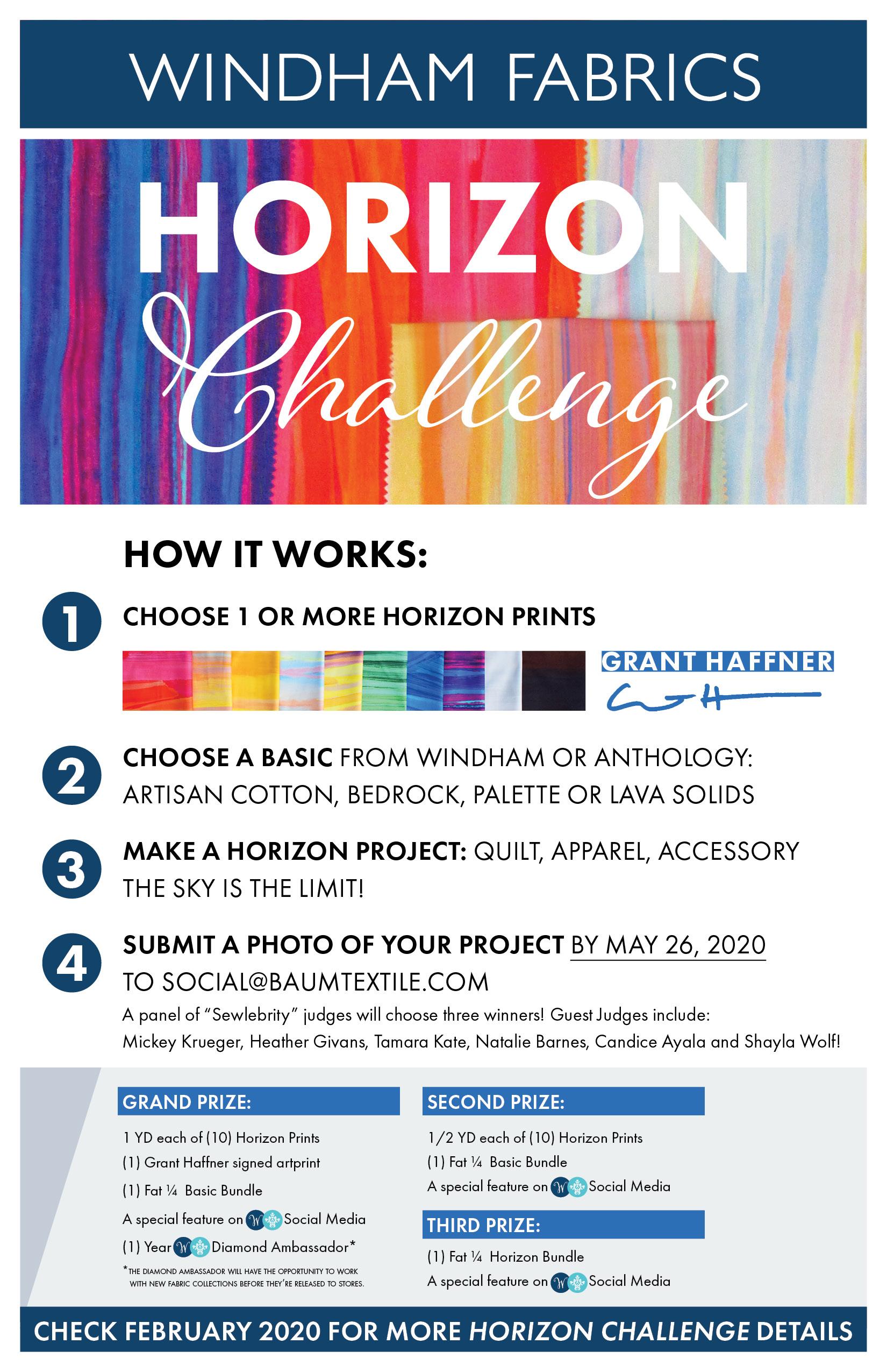fabric challenge