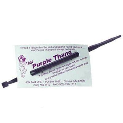 purple thang