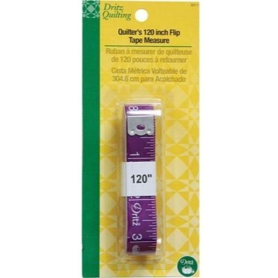 "purple 120"" tape measure"